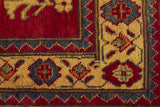 Authentic Afghan Hand Knotted Kazak Rug - Cheapest Rugs Online - 4