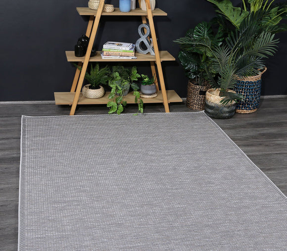 Sydney Courtyard Grey Rug