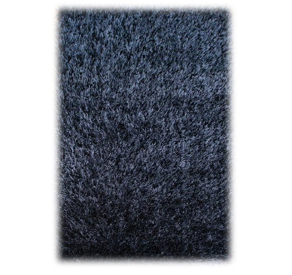 Venice Grey Shaggy Rug