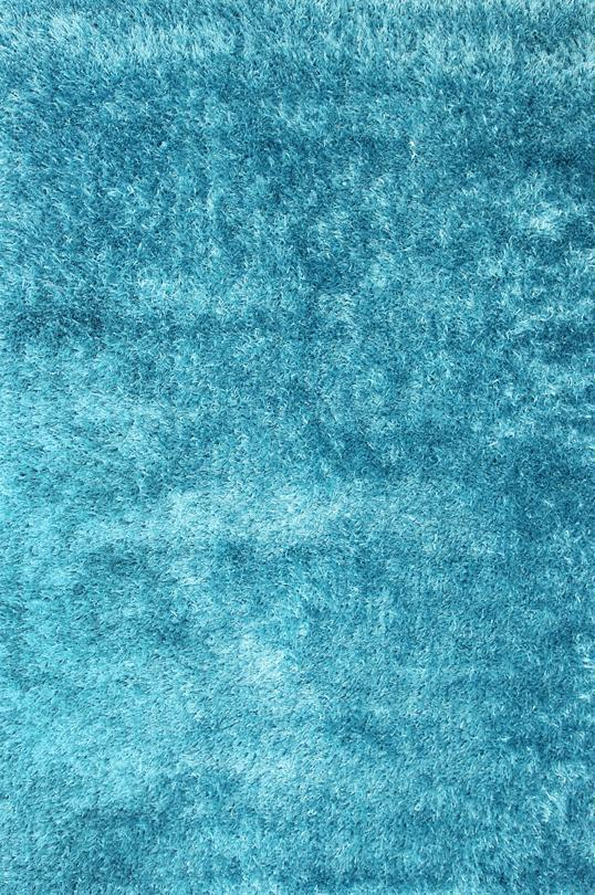 Venice Light Blue Shaggy Rug