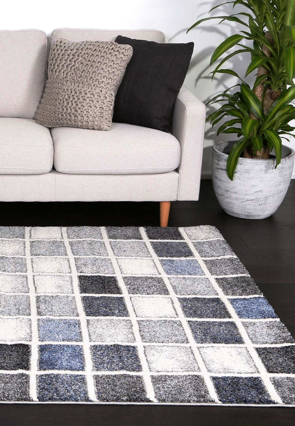 Momo Urban Blue Rug