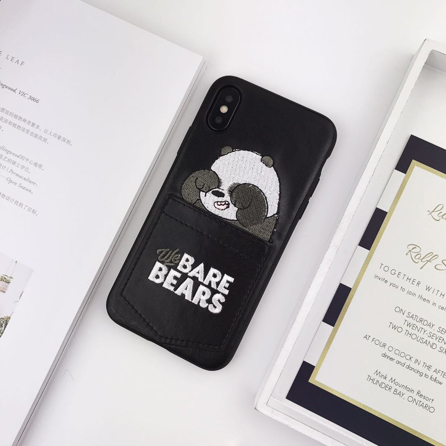 The Bare Bears Case (iPhone)