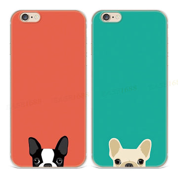 Frenchie Peeker Case (iPhone)