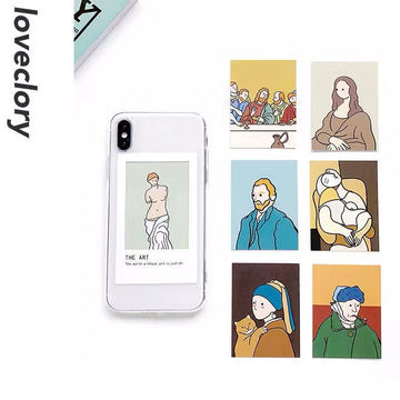 Famous Art Case (iPhone)