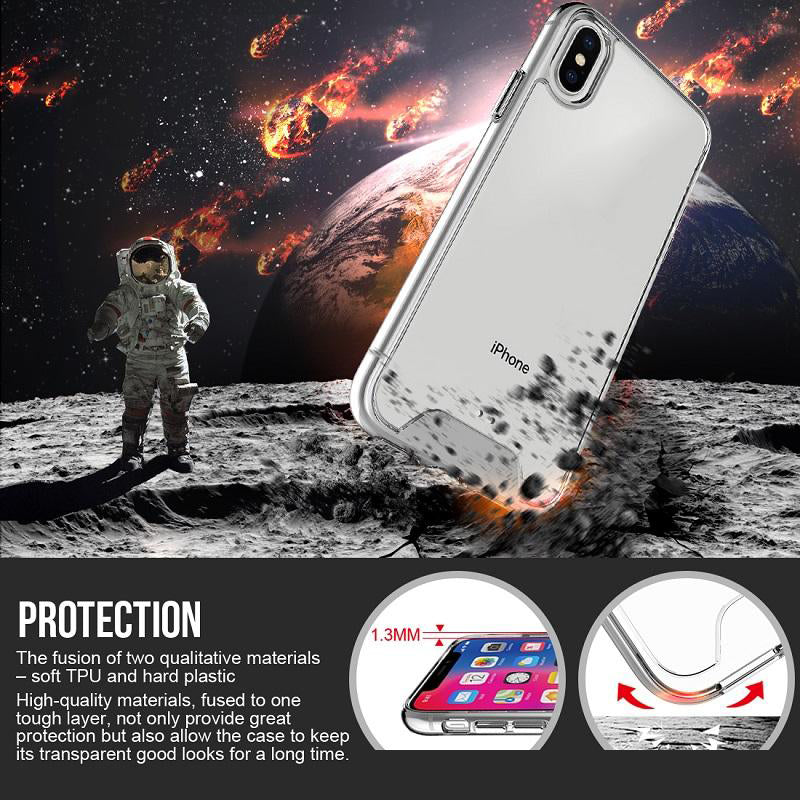 Space Clear Case (iPhone)