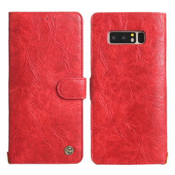 Moon Poem Wallet Flip Case (Samsung)