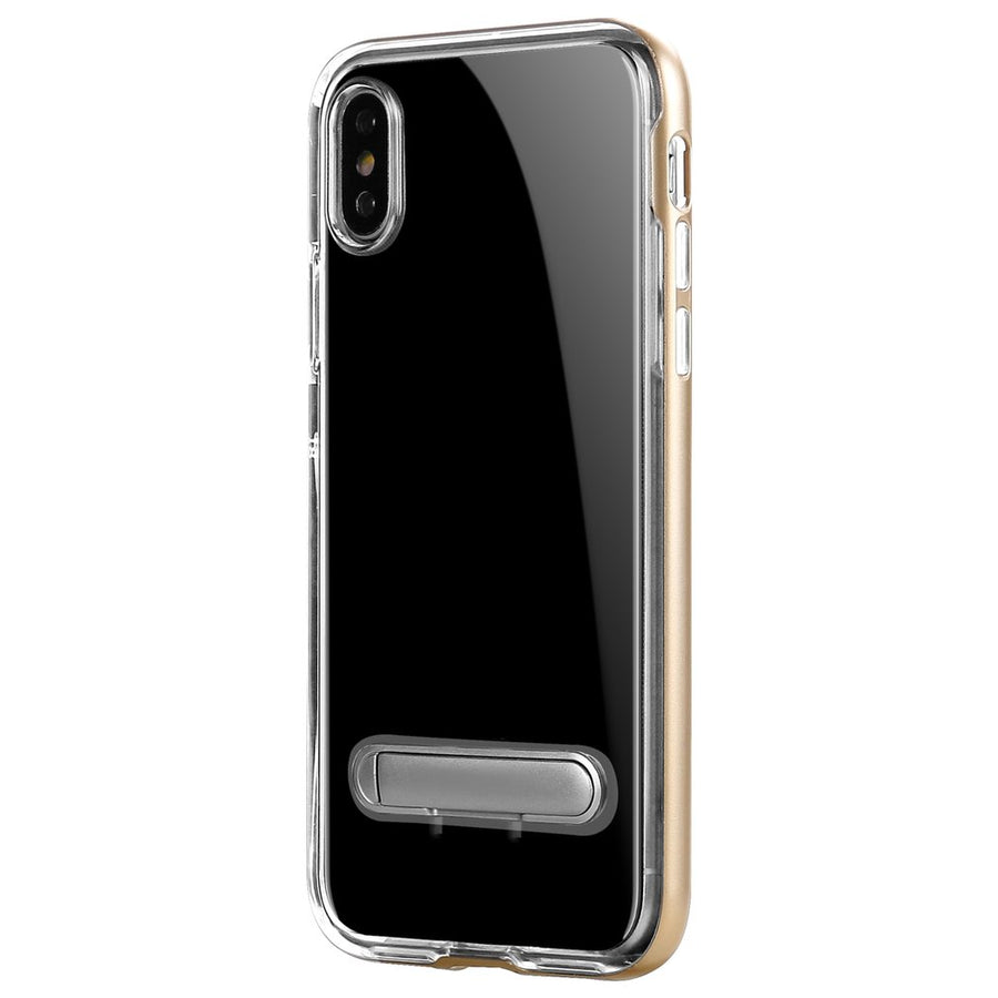 Clear Case with Kickstand (iPhone)