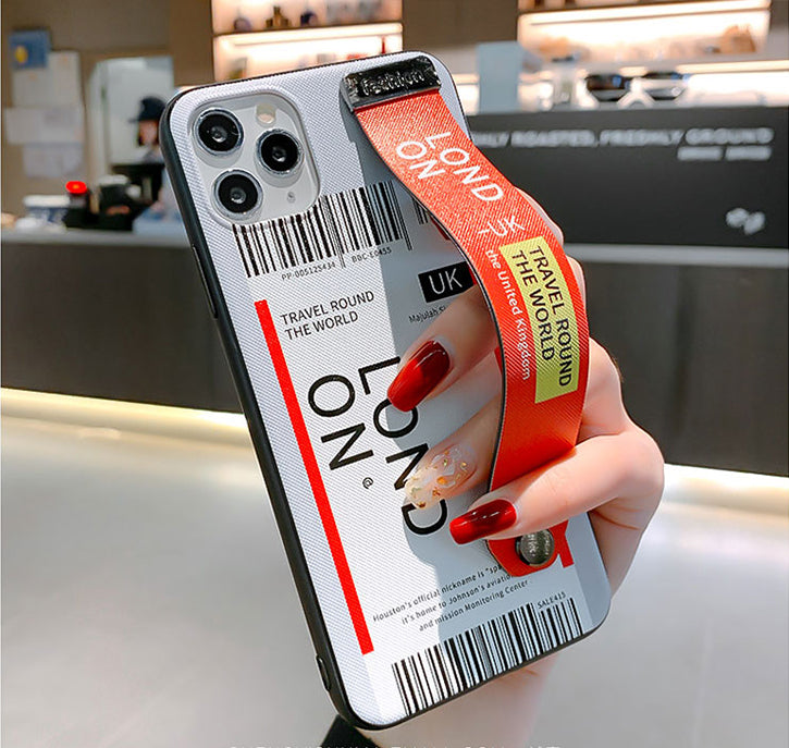 Boarding Pass Case (iPhone)