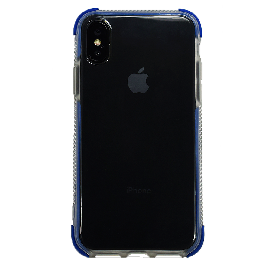 Bumper Case with Transparent Back (iPhone)