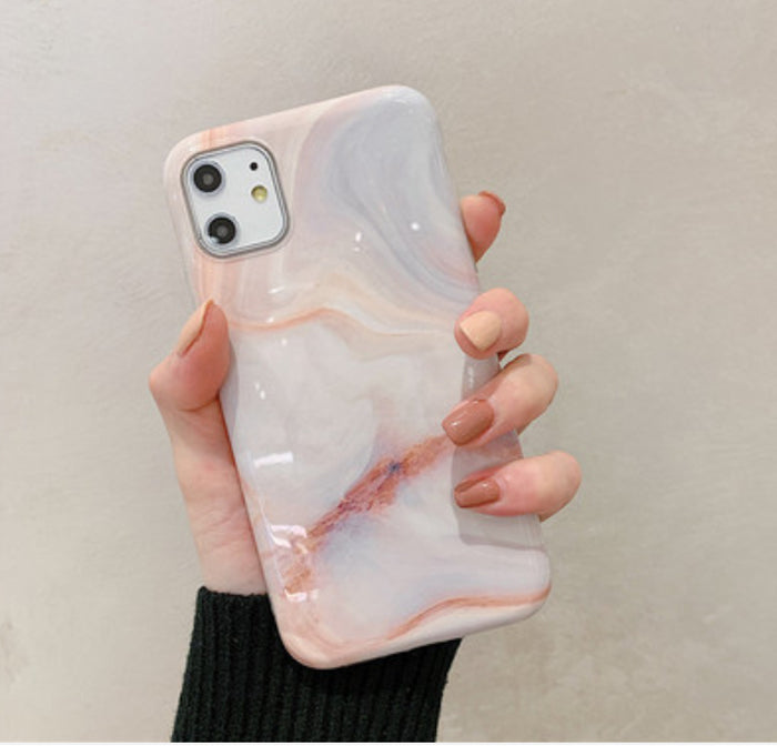Pink Quartz Marble (iPhone)