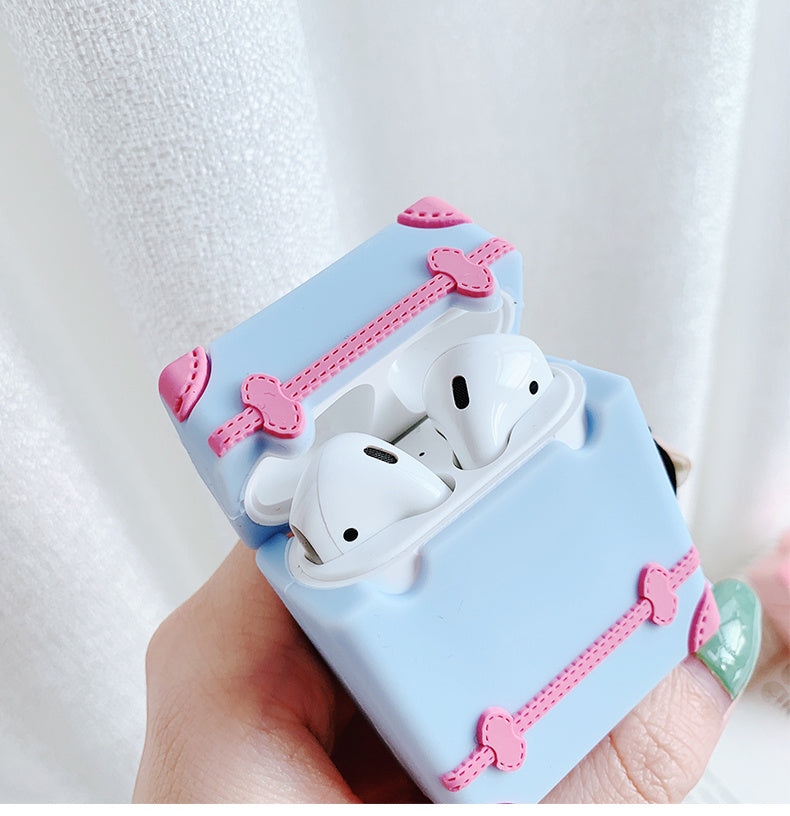 Suitcase Airpod Case (Gen 1/2)