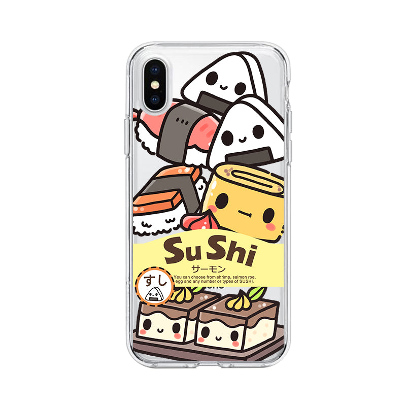 Sushi Cartoon (iPhone)