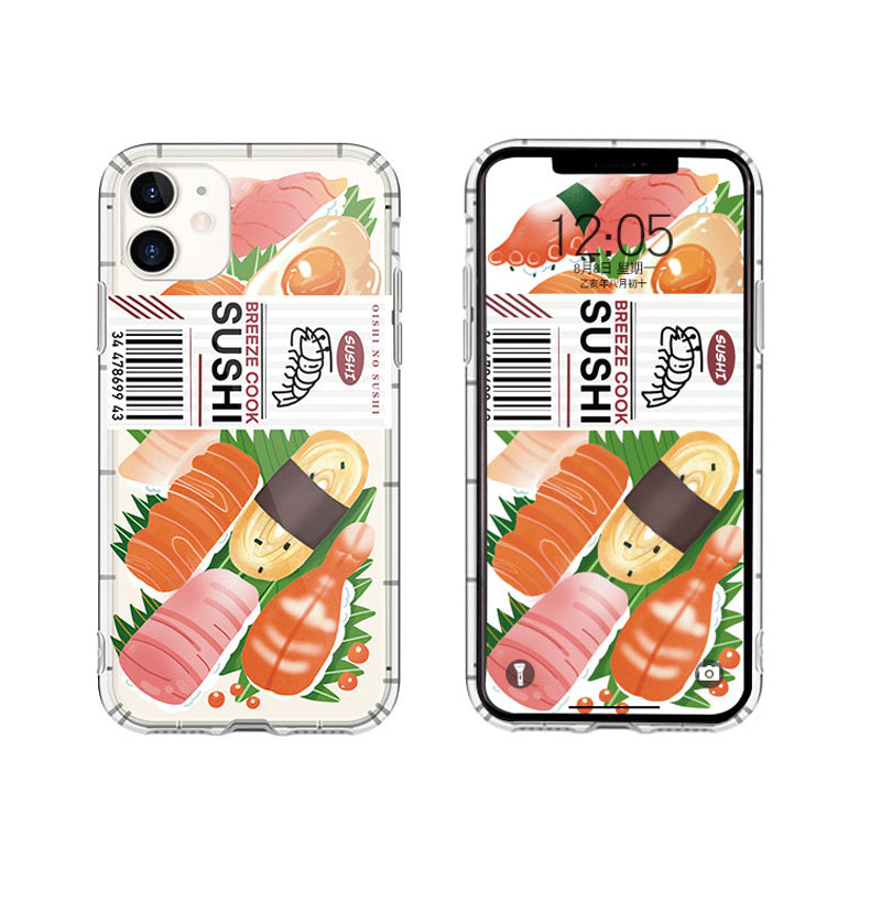 Sushi Takeout Case (iPhone)