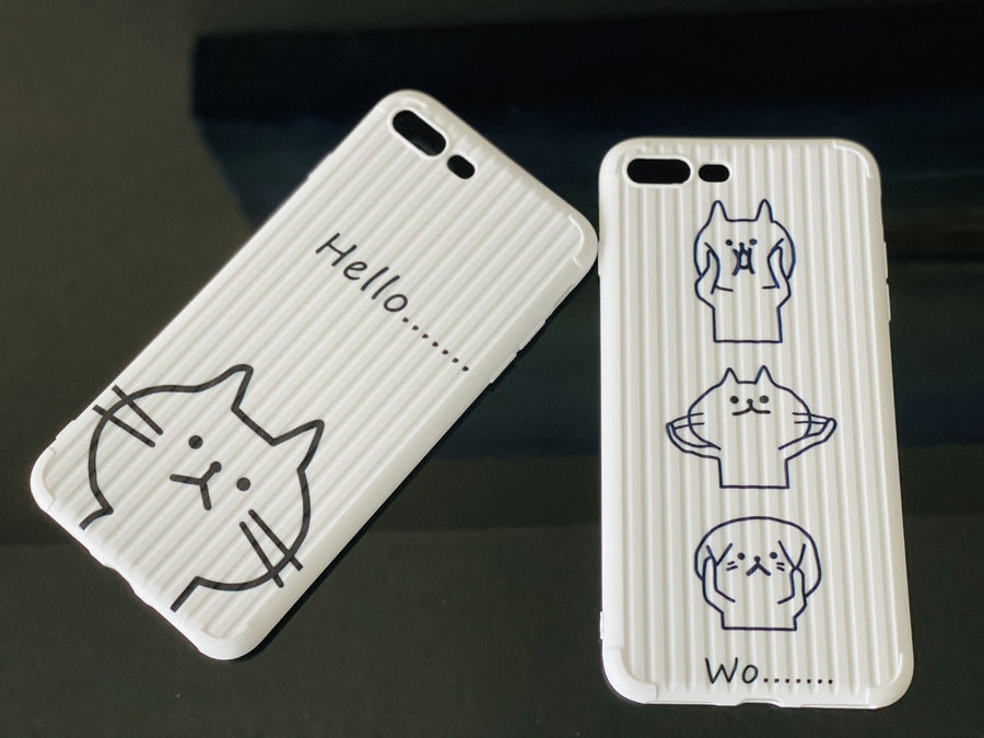 Cartoon Case (iPhone)