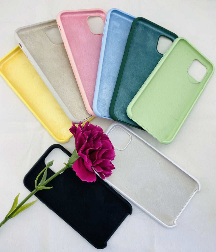 Soft Silicone Case (iPhone)