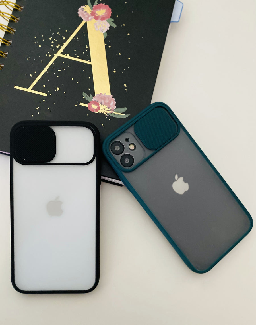 Matte Armor w/ Camera Cover (iPhone)
