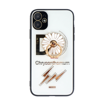 Chrysanthemum Glam with Ring finger (iPhone)