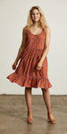 Bellflower Sun Dress Apricot