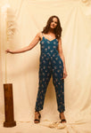 Flora Jumpsuit - Teal