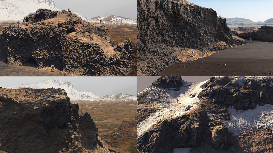 COMBO PACK : BASALT BLUFFS