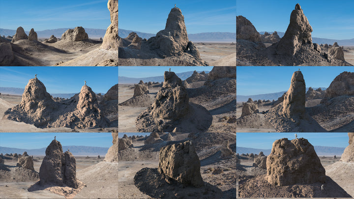 COMBO PACK : TRONA PINNACLES MEGA PACK