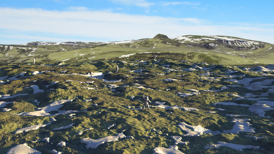 GRASSY HIGHLANDS [ D ]