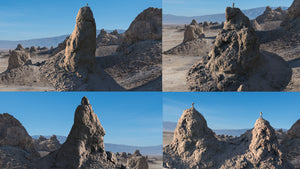 TRONA PINNACLES [ SET A ]