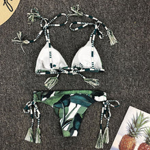Load image into Gallery viewer, LA Tropical Print Bikini