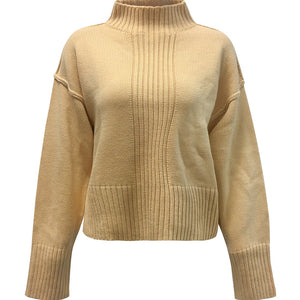 LA Knitted Jumper Sweater