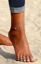 Load image into Gallery viewer, LA Mini Wave Ankle Bracelet