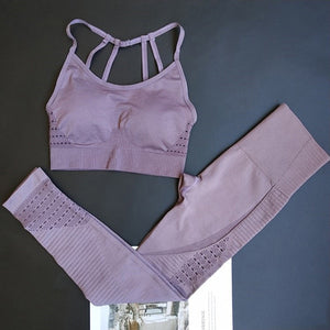 LA Daybreak Yoga Set (available in 4 colors)