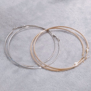LA Essential Hoop Earrings