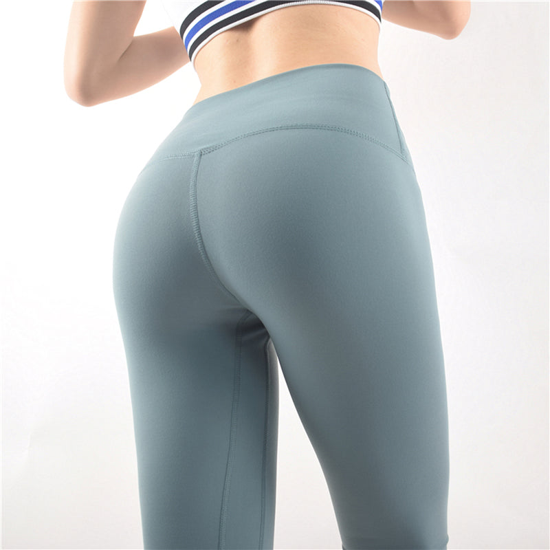 LA Solid Yoga Pants