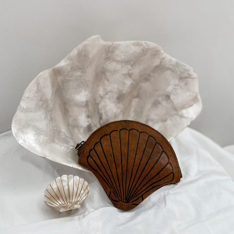 Seashell Coin Purse
