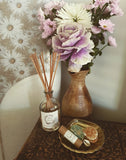 HIPPY ROSE reed diffusers
