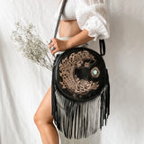 Gypsy Moon Bag in Black