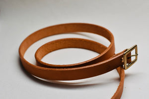"The Square Buckle with 7/8"" Belt - 2 of 2"