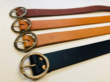 "The Circle Buckle with 1 3/8"" Belt"