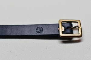 "The Square Buckle with 7/8"" Belt"