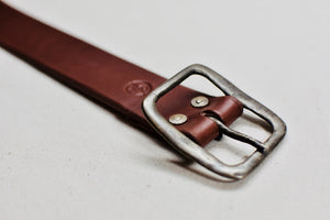 "The Standard Buckle with 1 1/2"" Belt"