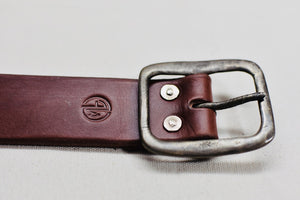 "The Standard Buckle with 1 1/2"" Belt - 2 of 3"