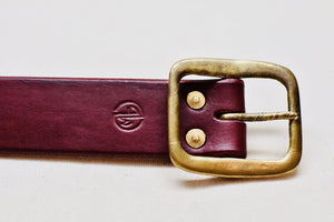 "The Standard Buckle with 1 1/2"" Belt - 3 of 3"