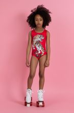 RED TIGER SWIMSUIT