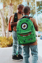 Load image into Gallery viewer, Cyclops Backpack (green)