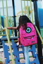 Load image into Gallery viewer, Cyclops Backpack (pink)