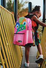 Load image into Gallery viewer, Monster Squad Backpack (pink)
