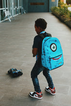 Load image into Gallery viewer, Cyclops Backpack (blue)