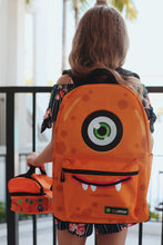 Load image into Gallery viewer, Cyclops Backpack (orange)