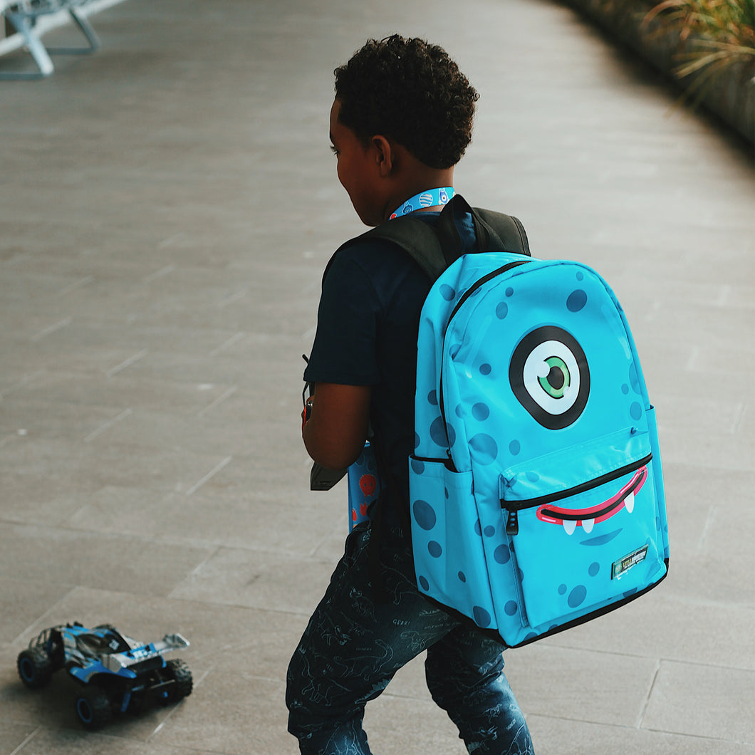 Cyclops Backpack (blue)
