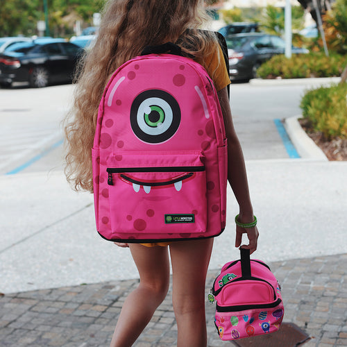Cyclops Backpack (pink)